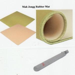 Mah Jongg Rubber Mat
