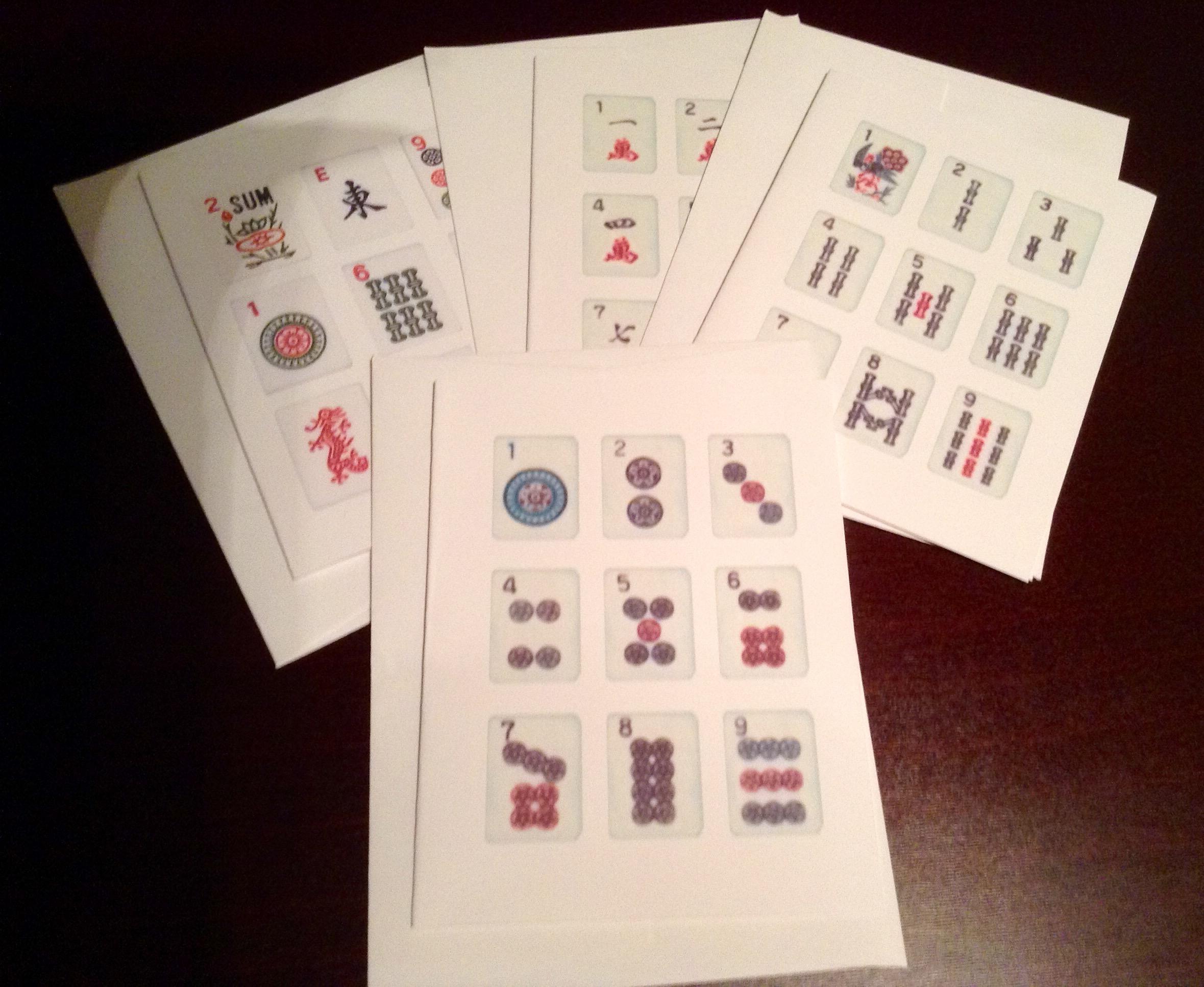 Mah Jongg Greeting Cards Archives Fun With Mah Jongg